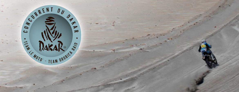 Progetto Dakar 2015