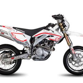 Derapage 125 cc